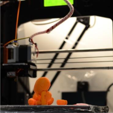 тест 3D печати