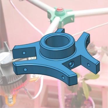 3D печать элементов освещения
